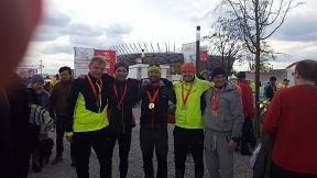 Orlen Warsaw Marathon 2016 – nasi